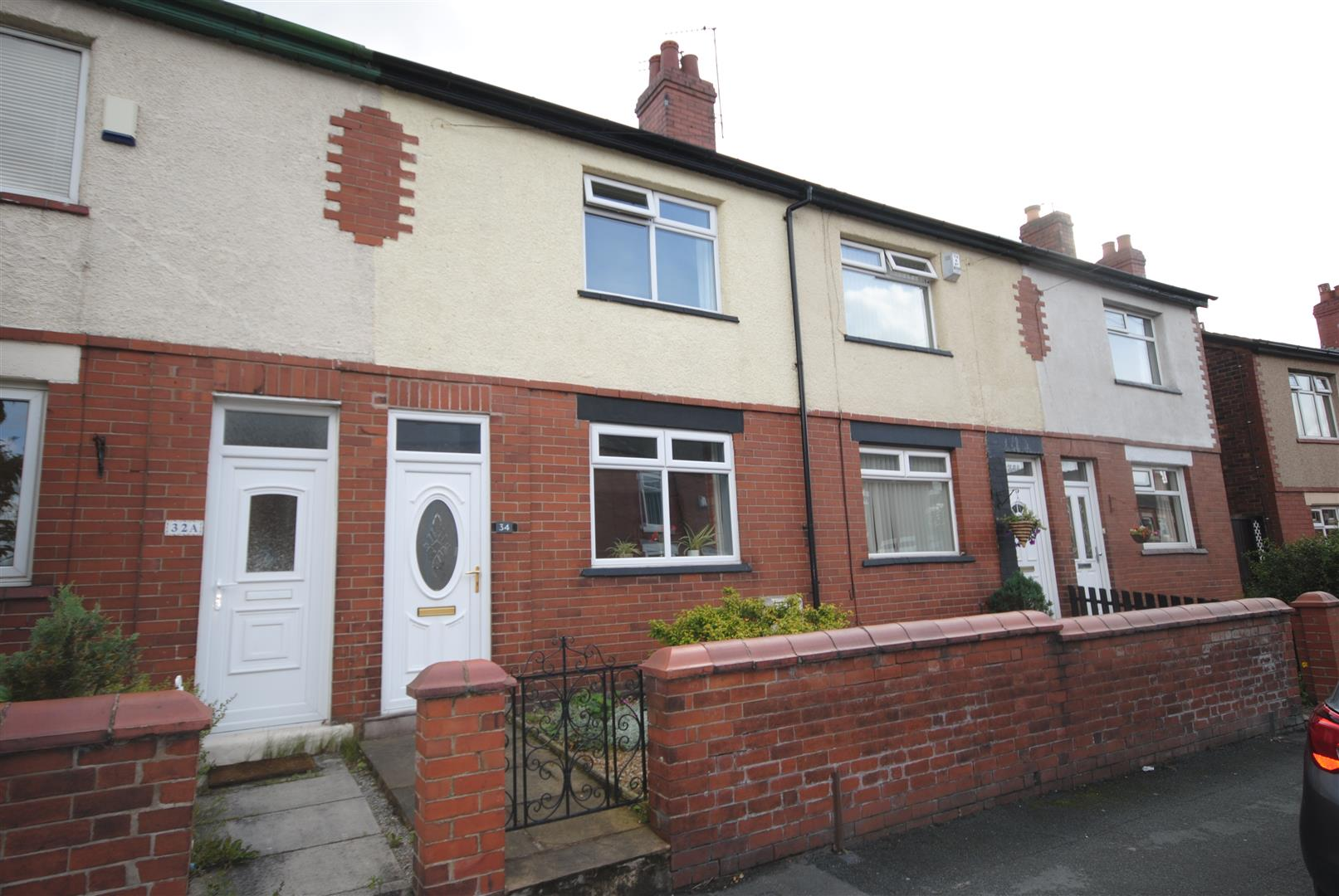 2 Bedrooms Terraced House for sale in Delph Street, Springfield, Wigan